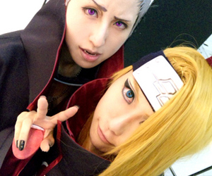 akatsuki, cosplay, and geil image