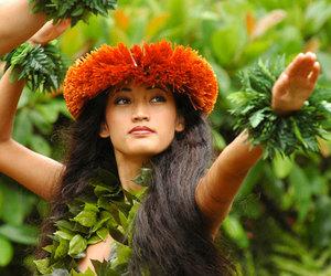 dancer, hawaii, and hawaiian image