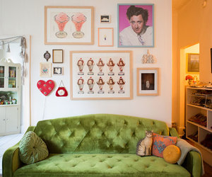 decor, Teen Vogue, and home image