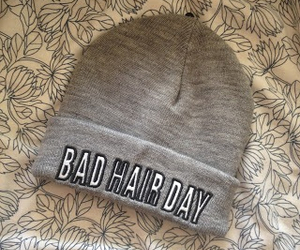 beanie and badhairday image