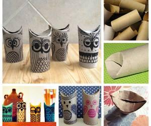 diy, owl, and tutorial image