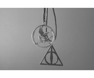 potter, harry, and chain image