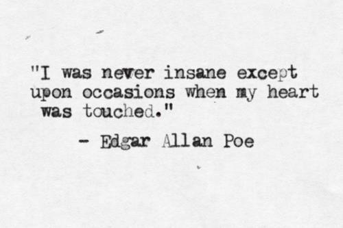 Edgar Allan Poe Shared By Ann On We Heart It