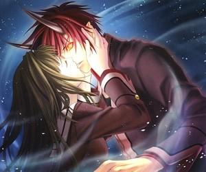 anime kiss, hiiro no kakera, and tamaki kasuga image