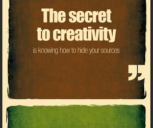 creativity, text, and saying image