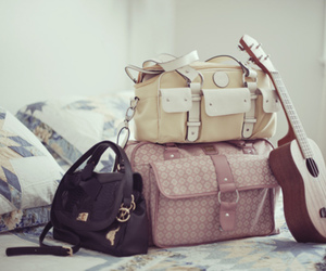 accessories, bag, and vintage image