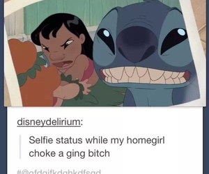 funny, selfie, and disney image