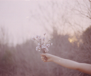 arm, cold, and lilac image