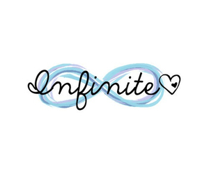infinite, love, and heart image