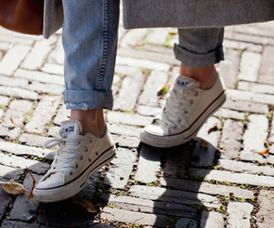 converse, cool, and style image