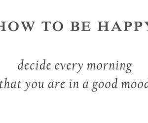 happy, morning, and quote image