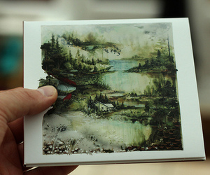 bon iver, music, and hipster image