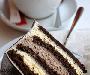 cake, delicious, and porn image