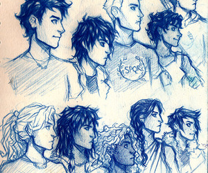 Reyna and percy jackson image