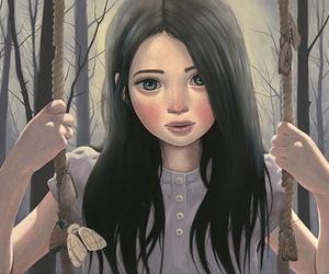 girl, sad, and anabagayan image