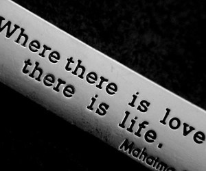 love is life image