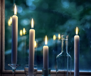 candle and lights image