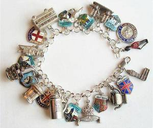 bracelet, london, and british image