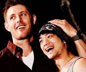 Jensen Ackles, supernatural, and spn image