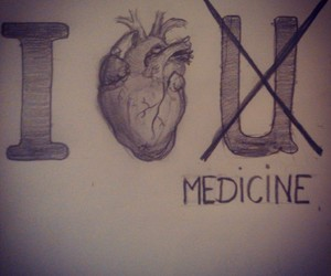 biology, love, and drawing image
