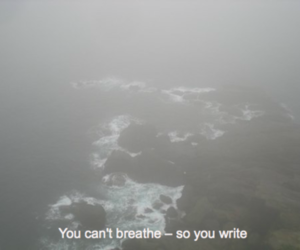 write, quotes, and grunge image