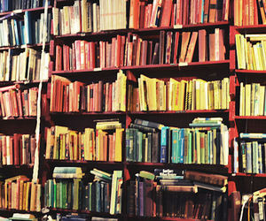 books and colors image