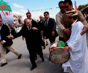 Algeria and bouteflika image