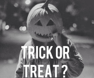 Halloween, scary, and treat image