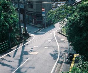 city, photo, and street image