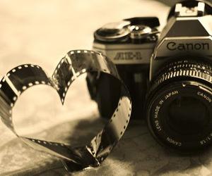 art, camera, and canon image