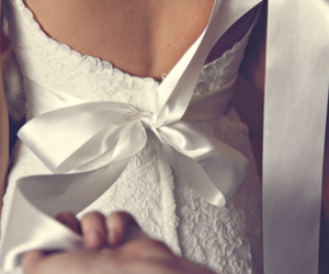 girl, white, and dress image