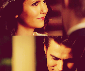 the vampire diaries, tvd, and stelena image