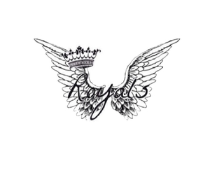 best song ever, wings, and crown image