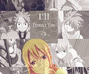 Lucy, nalu, and fairy tail image
