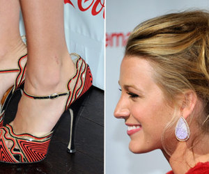 blake lively, hair, and shoes image