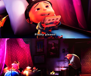 funny, movie, and despicable me image