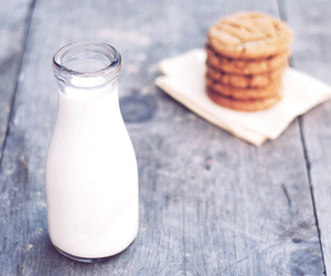 candy, milk, and white image