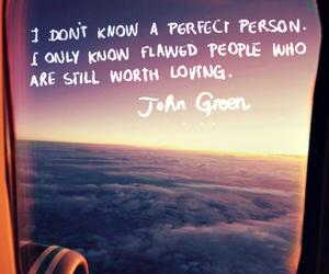 flaw, john green, and loving image