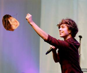 george, shelley, and union j image