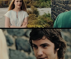 Across the Universe, Evan Rachel Wood, and jim sturgess image