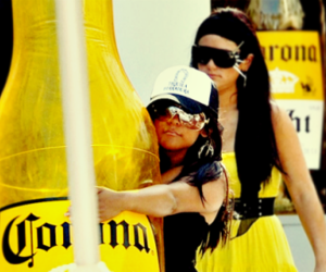 jersey shore, snooki, and corona image