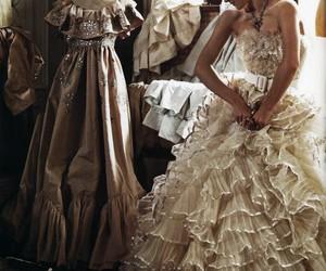 dress, emma watson, and vintage image