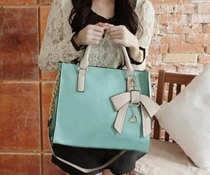 bag, handbag, and cool bag image