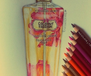 draw, fragrance, and girly image