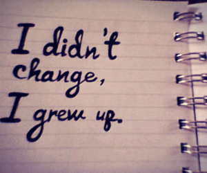 change, i, and quotes image