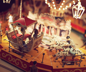 carousel and de efteling image