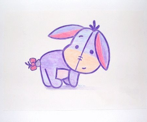 cute, drawing, and winnie the pooh image