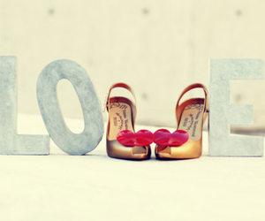 love, shoes, and heels image