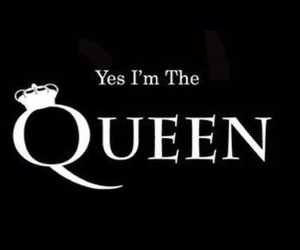 Queen, quotes, and black image