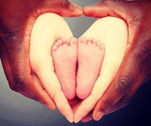 anti racism, baby, and love image